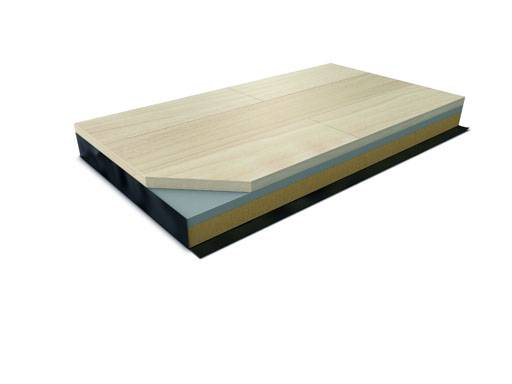 Harlequin Activity - Engineered Hardwood Top