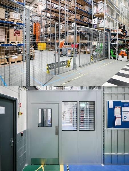 Troax UK, Troax Lee Manufacturing & Avanta Joint Project