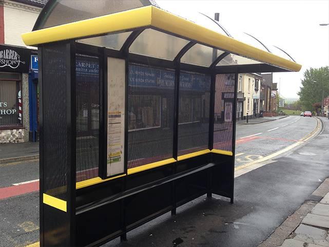 Halton Bus Shelters