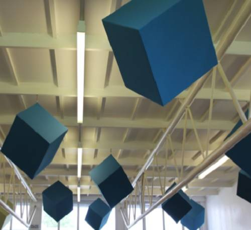 Cube Absorber