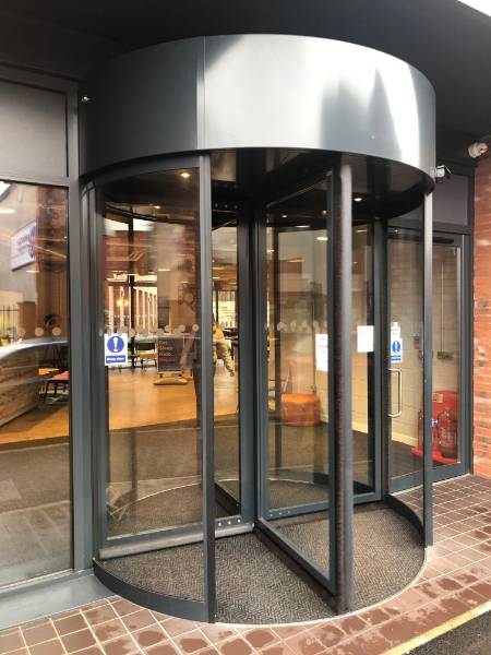 TORMAX Access Solution for Student Accommodation