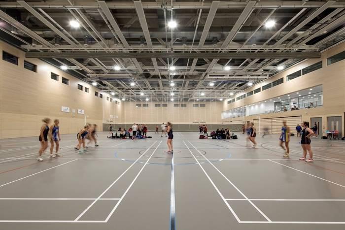 Beacon of Light - Sports Hall