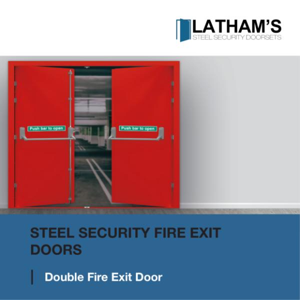 Fire Exit Double Door Brochure