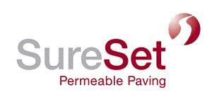 SureSet Permeable Paving