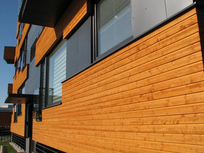 Premium Pre-painted Timber Cladding SertiWOOD® Viking