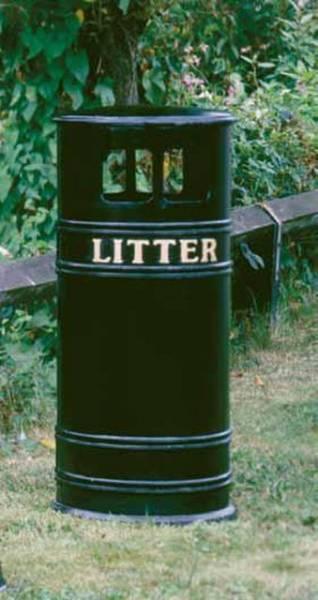 Imperial Heritage Litter Bin