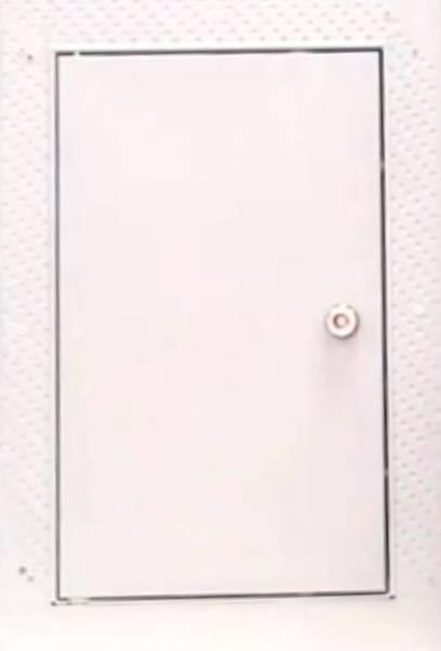 Quadra + Lift Shaft / Escape Door