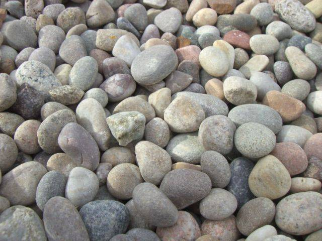 Pebbles, Cobbles and Boulders