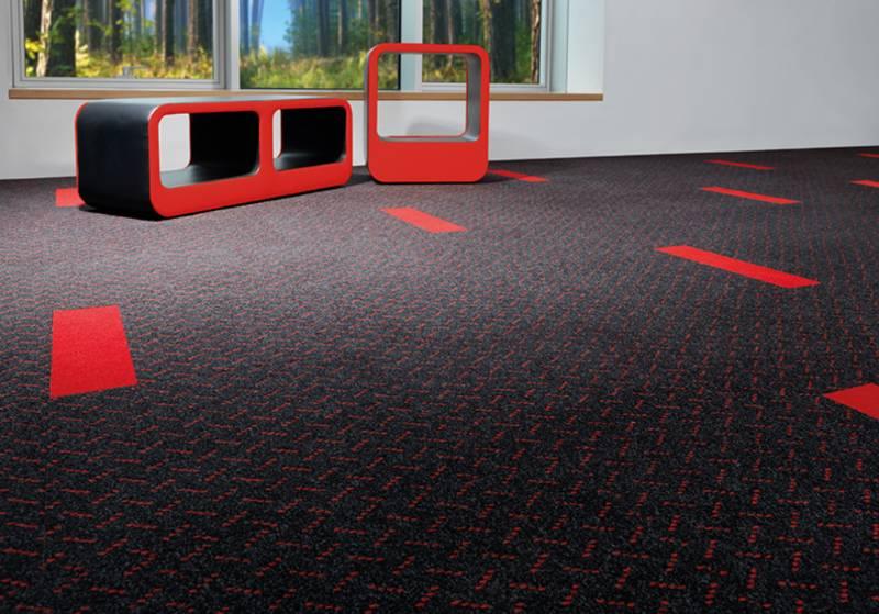 Laserlight Carpet Tile