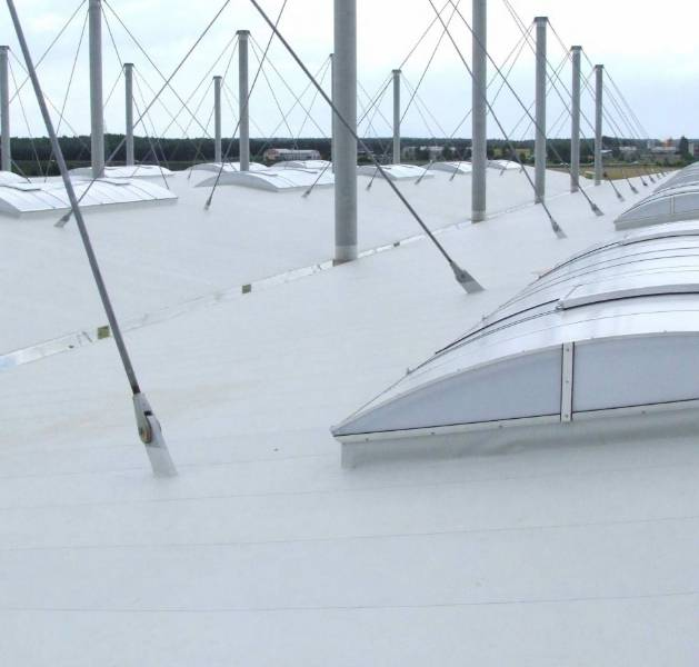 Bailey Atlantic TPO Mechanically Fixed System (Warm Roof)