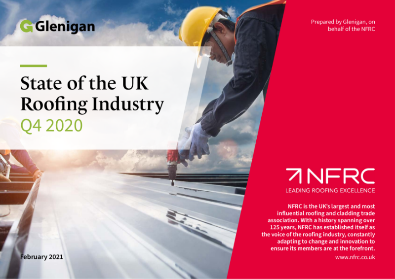 6. NFRC State of the UK Roofing Industry Report 2020 Q4 (Glenigan)