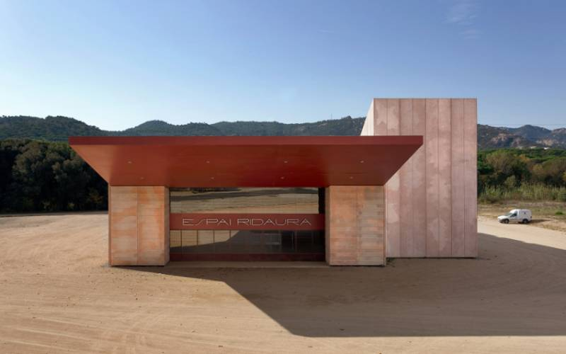 Vivix® by Formica Group is a key design feature in Espai Ridaura, Spain