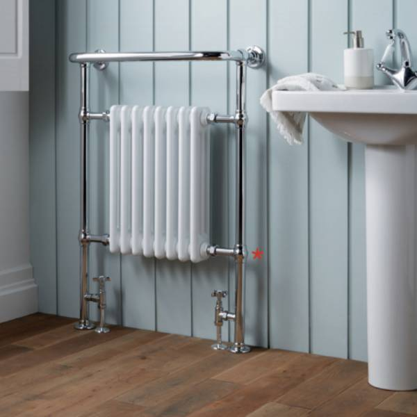 Portchester Contemporary Towel Rail