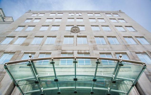 Network Rail's Grade II Listed Building refreshed with new EB24 steel windows