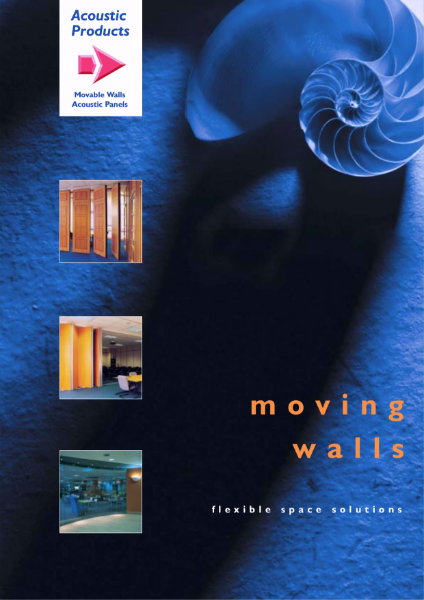 Moveable Wall Brochure