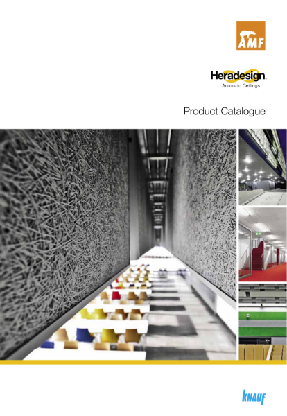 Heradesign® Acoustic Solutions