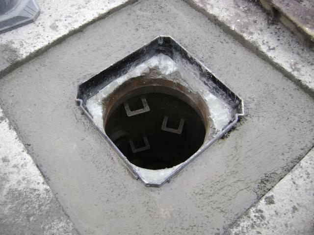 QC10 Backfill Concrete