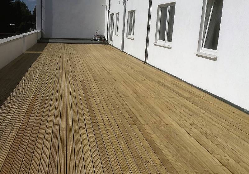 Decking Pedestals from stock - next day delivery
