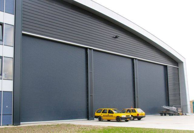 i100 Elite SR3 Steel Security Shutter