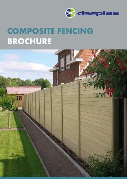Deeplas Composite Fencing Product Brochure
