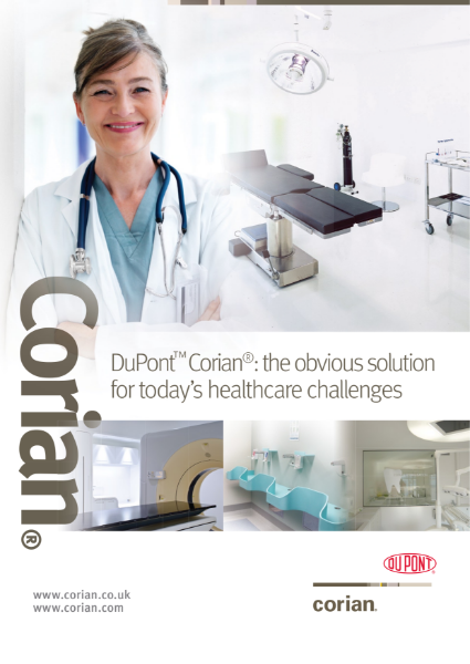 DuPont Corian in Healthcare