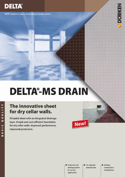 DELTA-MS DRAIN