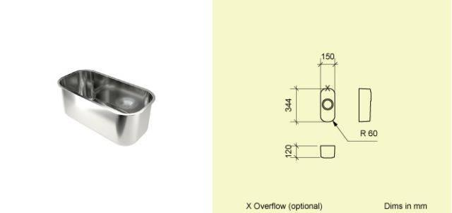 Sink Bowl T15