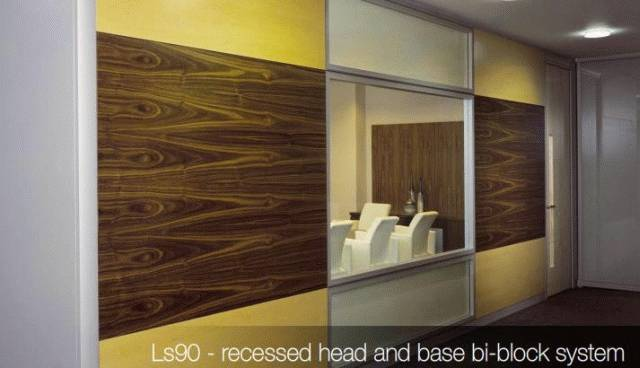 Ls90 Partitioning