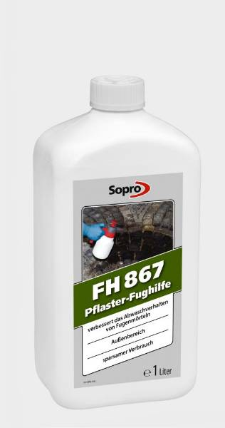 Sopro FH 867 Paving Grout Cleaning Aid