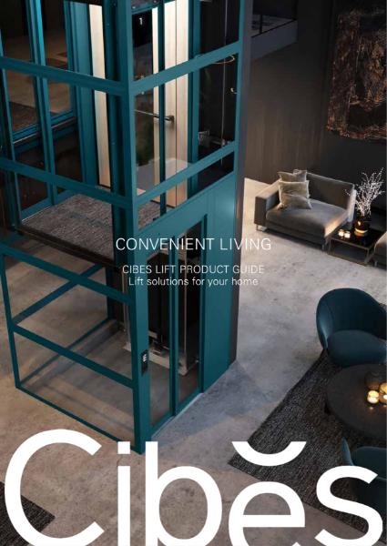 Cibes Home Lift Brochure