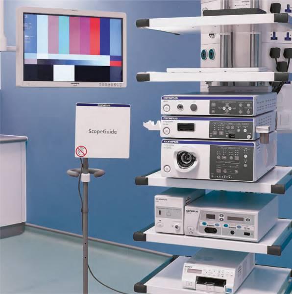 Endoscopy Medical Supply Pendant - Atlas Pendants
