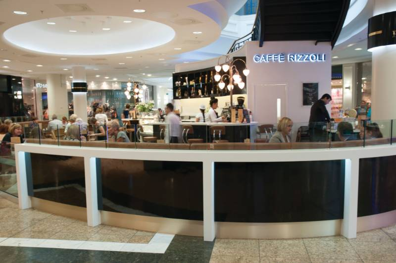 Caffe Rizzoli Meadowhall Shopping Centre