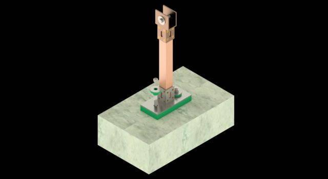 Timber Frame Isolation System – Farrat CineTIMBER PRO