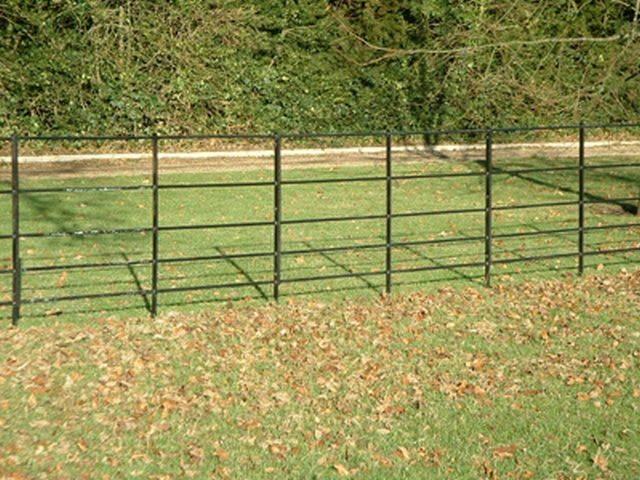 Estate Railing Gates