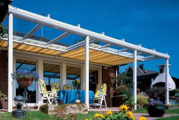 TC/ Terraza Glazed Canopy