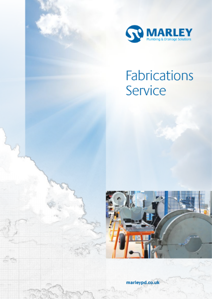 Fabrications Service Brochure
