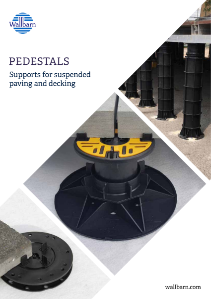 Pedestals Overview Brochure