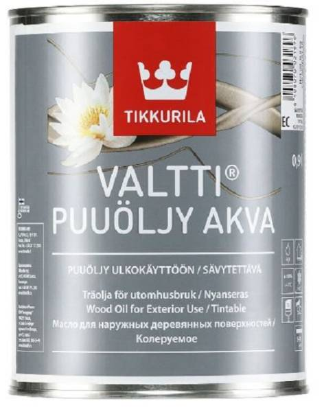Wood Oil Akva (Puuoljy Akva)