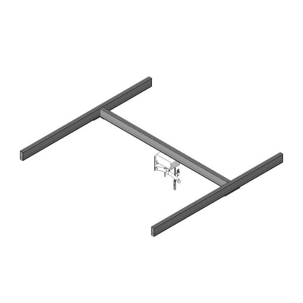 Ceiling Track Hoist - System Type C