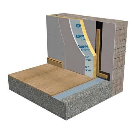 Mannok Therm Laminate-Foil - MLF PIR Insulation