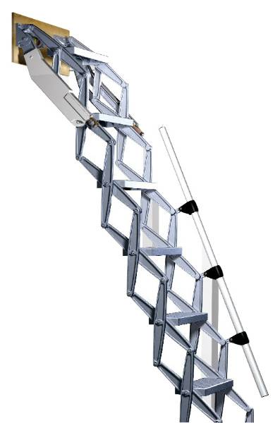 Bilco Ladders BL-Z - Retractable ladder