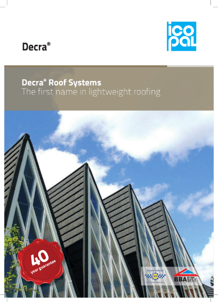 Decra® Roof Systems