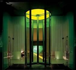 Circular Prestige Revolving Door