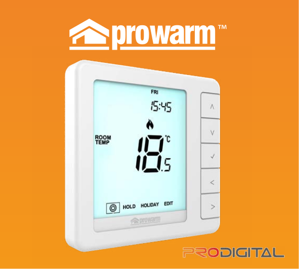 ProWarm ProDigital Thermostat