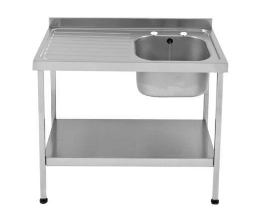 Catering Sink - Mini (Single Drainer)