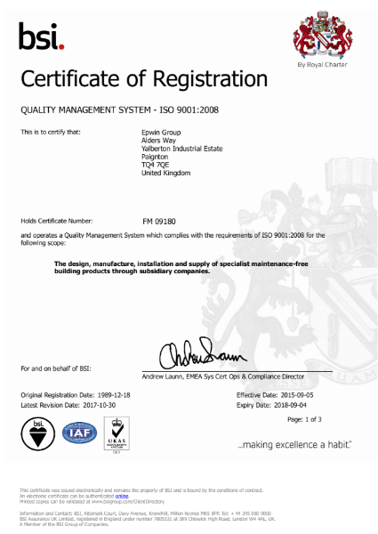 ISO 9001_2008 Quality Management System