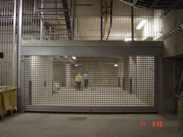 Roller Shutter Armourguard N2M