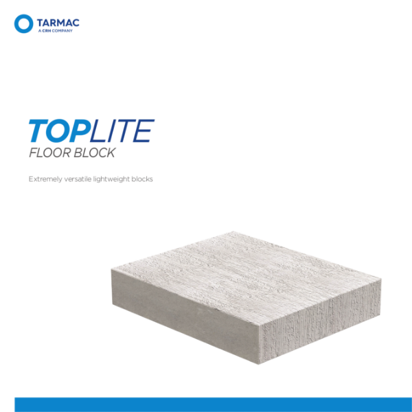 Toplite Flooring - Aircrete Blocks Product Guide