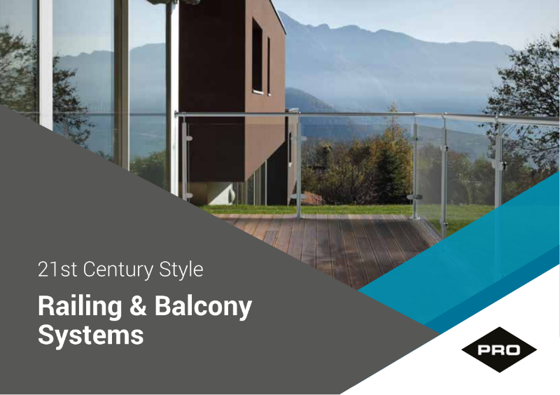 Railing & Balcony Systems