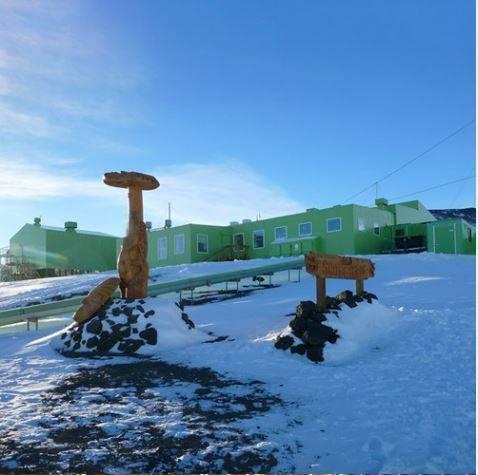 NZ Hillary Field Centre Upgrade, Antarctica
